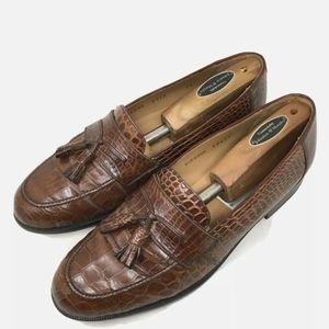 Mezlan Platinum Men's Dress Shoes 7.5M